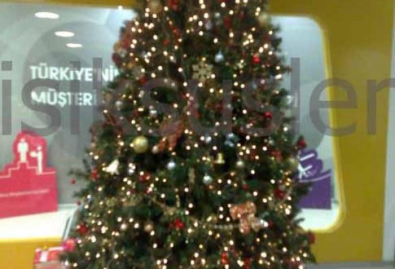 Yılbaşı Ağaç Süslemeleri
