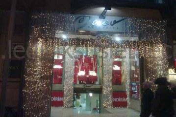 Mağaza Işık Dekorasyon