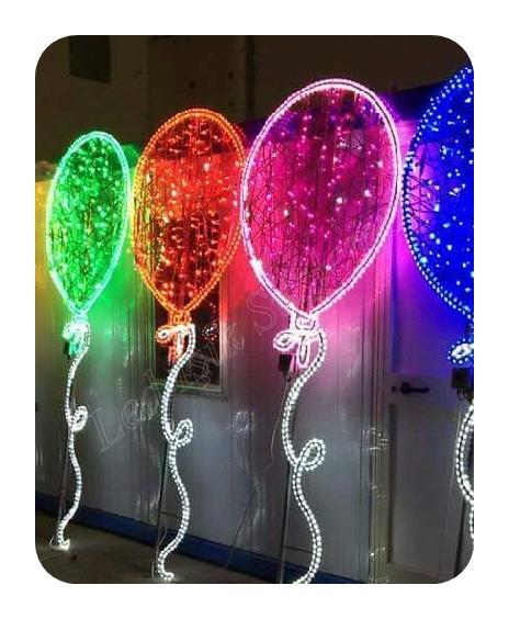 Led Işıklı Balon