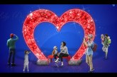 Sevgililer Günü Kalbi-3D
