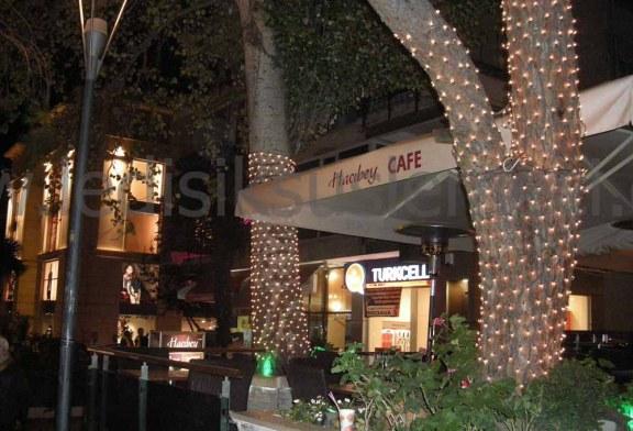 Cafe Işık Süsleme
