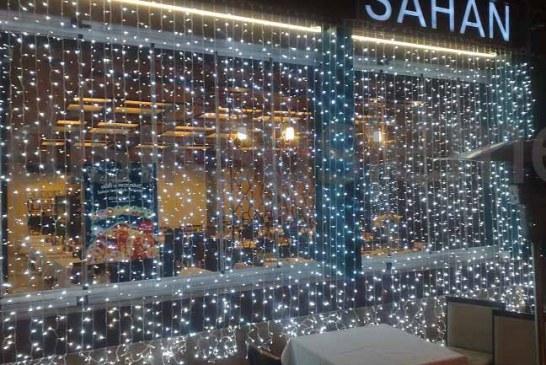 Restaurant Işık Süsleme
